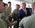 President Bush Australian Army Sept 07.jpg
