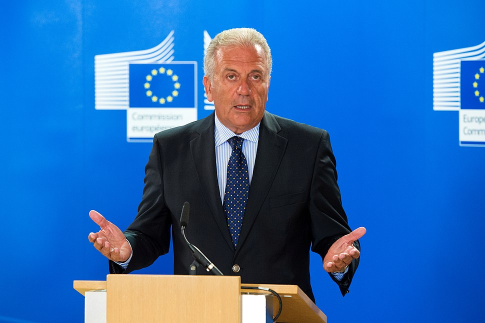 Press Conference by Commissioner Dimitris Avramopoulos