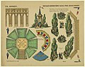 Print, Paper Model for a Park Kiosk- Kiosque No. 6 from the series Nouvelles constructions faciles pour jeunes enfants (easy new constructions for young children), ca. 1870 (CH 18398427).jpg