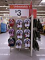 Printed flip-flops for sale at Walmart.jpg