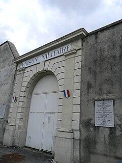 former prison in Lyon, France