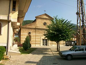 Cathedral of Our Lady of Perpetual Succour, Prizren - Cathedral of Our Lady of Perpetual Succour