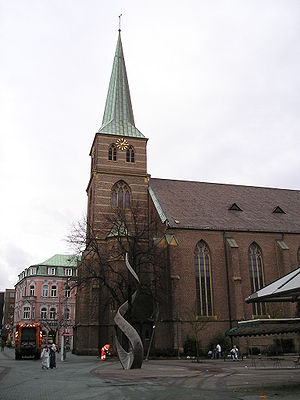 Bottrop - St. Cyriacus's Church (Catholic)