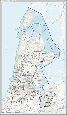 Noord Holland Wikipedia