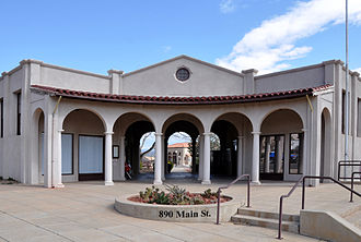 Clarkdale, Arizona - Public Works Building