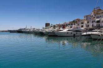 Puerto Banús - The marina