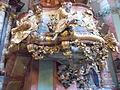 Pulpit. Church of Saint Francis. Listed ID 41. - Fő St., Budapest.JPG