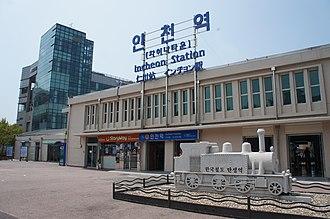 Incheon station - Incheon Station