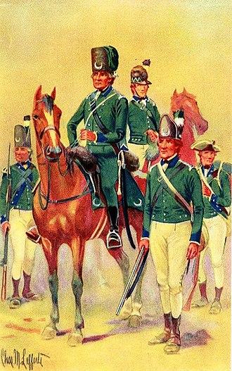 Queen's Rangers - Image: Queen's Rangers Lefferts