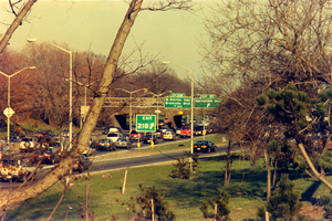 Conduit Avenue - The Southern Parkway in Springfield Gardens, built along the Conduit corridor.