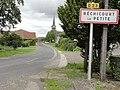 Réchicourt-la-Petite (M-et-M) city limit sign (02).jpg