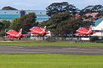 RAF Red Arrows at Prestwick Airport (29476336000).jpg