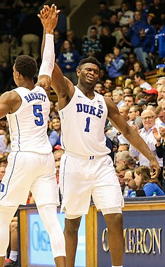 size 40 98d23 5f3d4 Zion Williamson - Wikipedia