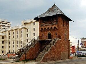 Târgoviște - Buzău and Brăila Gate