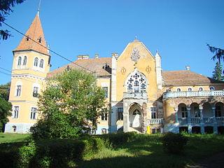 Zau de Câmpie Commune in Mureș County, Romania