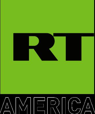 RT America - Image: RT America Logo