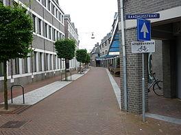 Raadhuisstraat Deurne vanaf de Markt.jpg