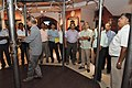 Raghvendra Singh Visits Science And Technology Heritage Of India Gallery With NCSM And VMH Dignitaries - Science City - Kolkata 2018-07-20 2590.JPG