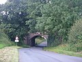 Railway bridge at Walcot - geograph.org.uk - 513665.jpg