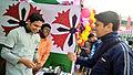 Rajshahi Wikipedians at Digital Udvaboni Mela 2016 08.jpg