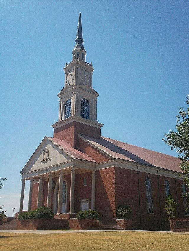 Oklahoma Baptist University - Wikiwand