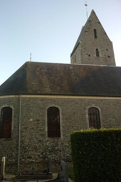 Église Notre-Dame de fr:Rampan