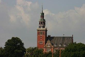 Leer - Image: Rathaus Leer