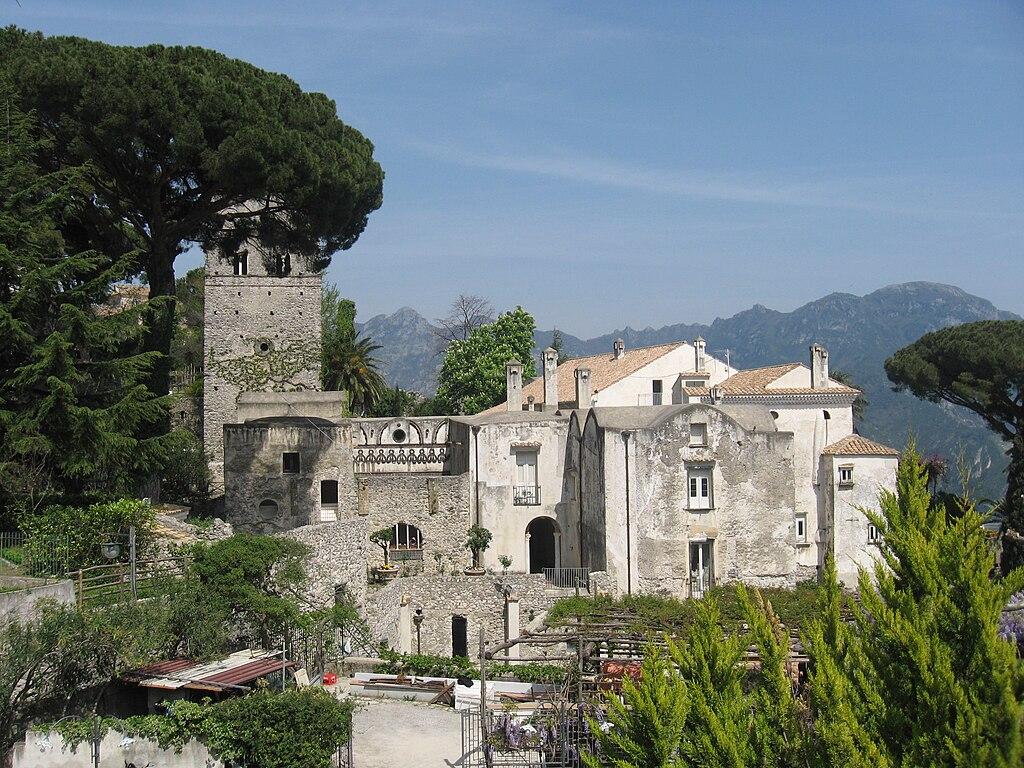 Villa Rufolo Hotel Tritone Distanza