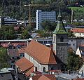 Ravensburg vom Blaserturm 2011 St Jodok.jpg