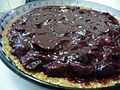 Raw cherry pie, uncovered, July 2009.jpg