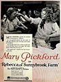 Rebecca of Sunnybrook Farm (1917) - Ad 4.jpg