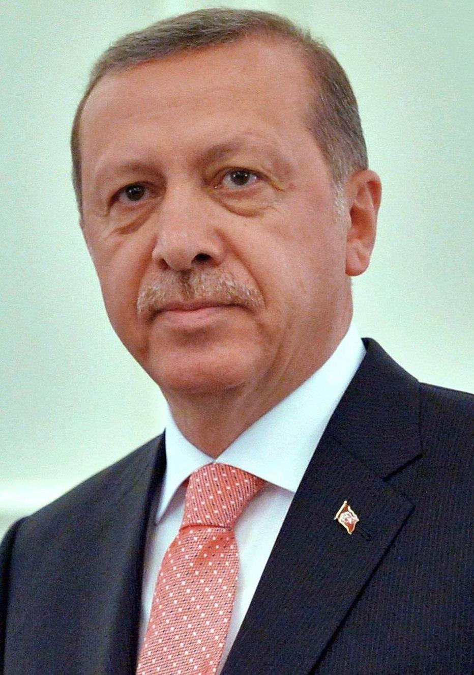 Recep Tayyip Erdoğan June 2015