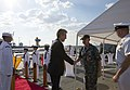Reception with Ambassador Pyatt Aboard USS ROSS, July 24, 2016 (28550843016).jpg