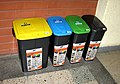 Recycling bins UPT Romania.jpg