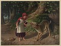 Red-Ridinghood and the wolf LCCN2003674393.jpg