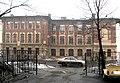 Red-yellow brick corner building 80 or 32 at 23 Linia V O Sredniy Prospekt.jpg