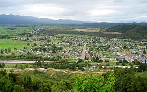 Reefton - Reefton, seen in 2009