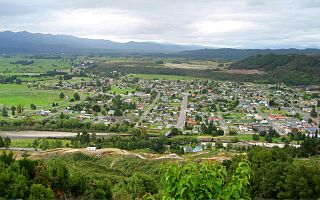 Reefton Place in West Coast, New Zealand