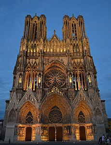 Image illustrative de l'article Cathédrale Notre-Dame de Reims