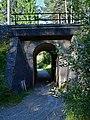 Reith bei Seefeld - Mittenwaldbahn - zweite Brücke zw Aufngeb Reith und Brücke Kaltwasserbach.jpg
