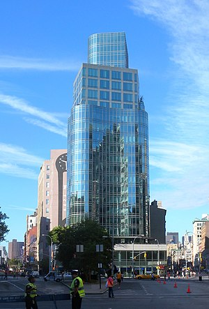 The Related Companies - Astor Place building