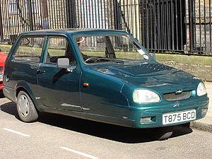 Reliant Robin - 1999–2001 Robin