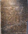 Relief from the palace of Assurnasirpal II at Nimrud, Iraq, ca. 875-860 BCE, National Museum, Copenhagen (1) (36403808565).jpg