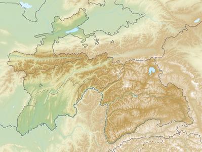 Tadschikistan (Tadschikistan)