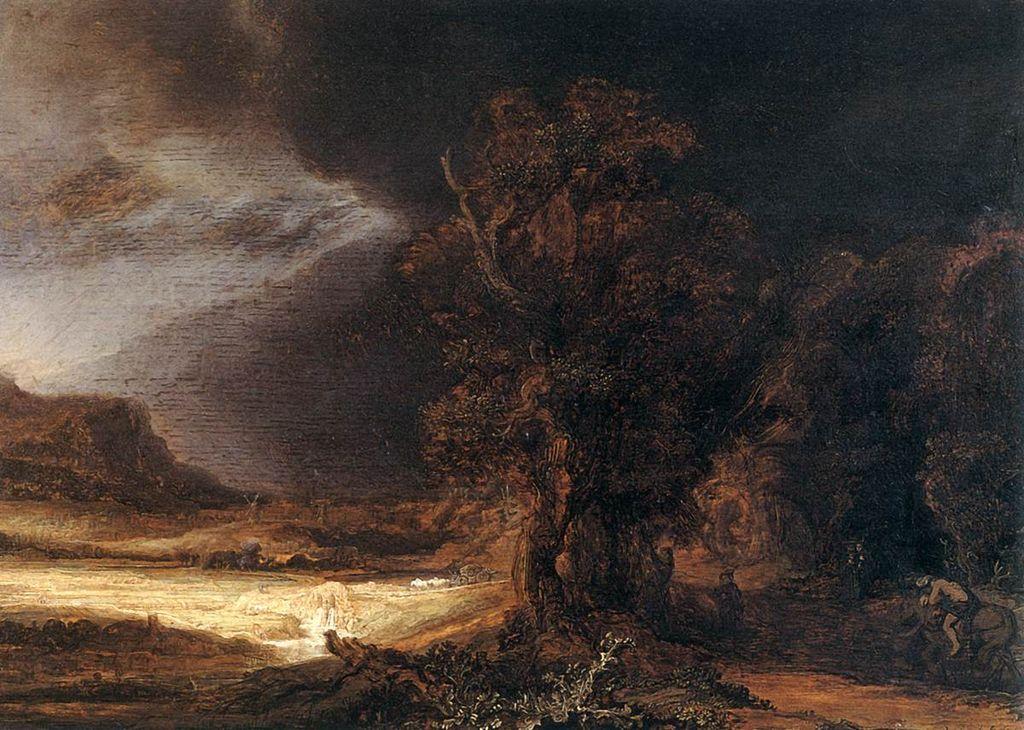 File rembrandt landscape with the good samaritan for Good landscape