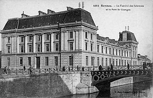 University of Rennes cover