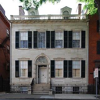 Hart-Cluett Mansion United States historic place