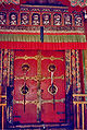 Repaired entrance, Drepung, 1993.JPG