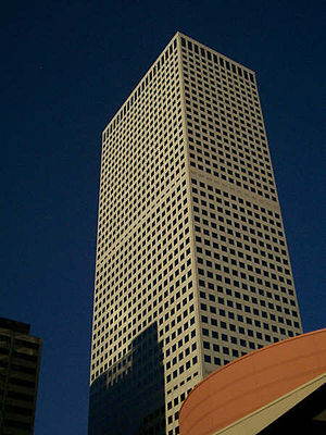 Republic Plaza (Denver) - Image: Republic Plaza, Denver