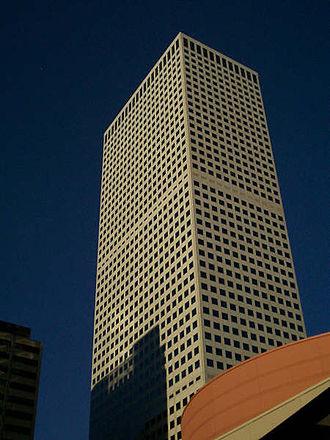 Republic Plaza (Denver) - Image: Republic Plaza, Denver